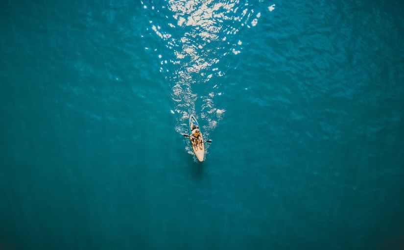 A Kayak Collage